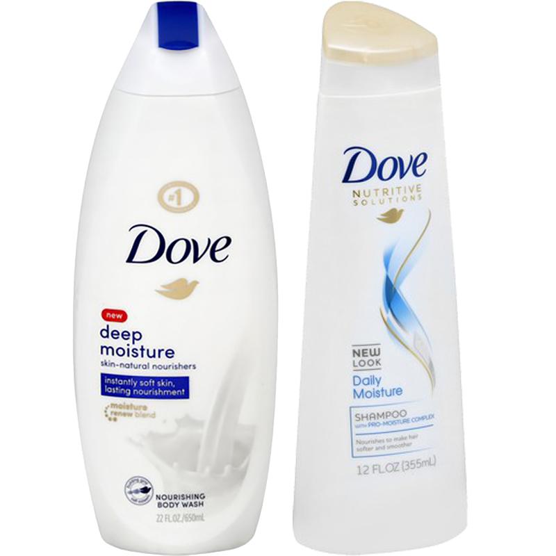 Dove Shampoo & Body Wash