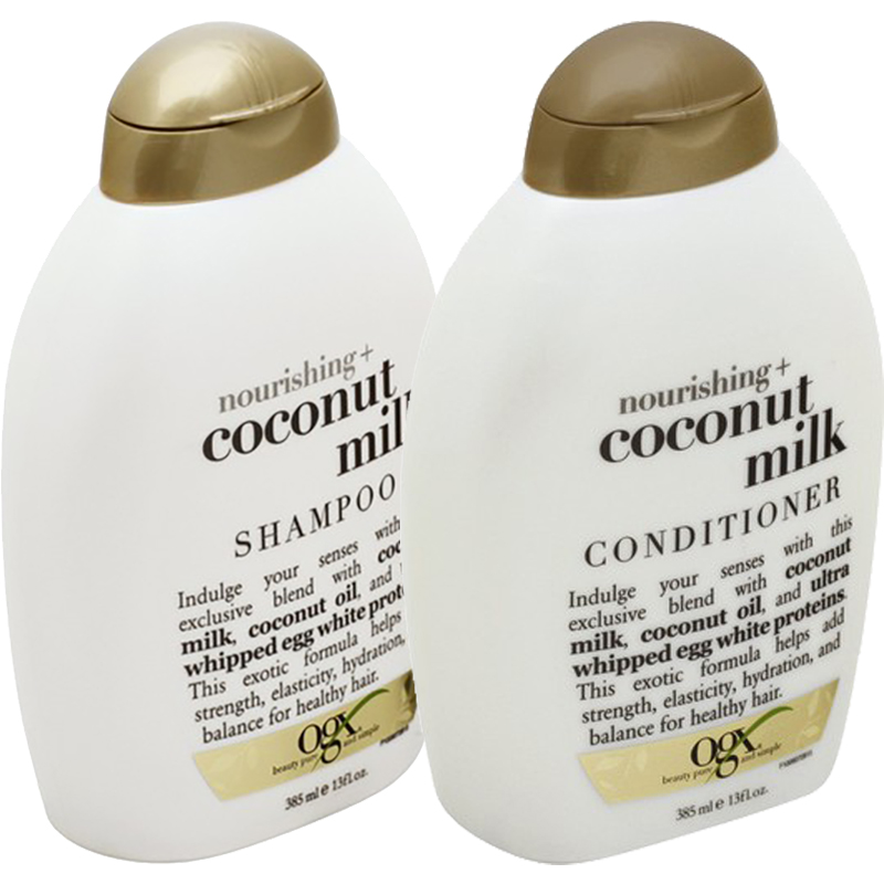 OGX Shampoo & Conditioner