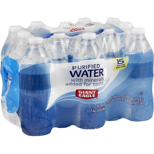 GE Purified Water 15pk