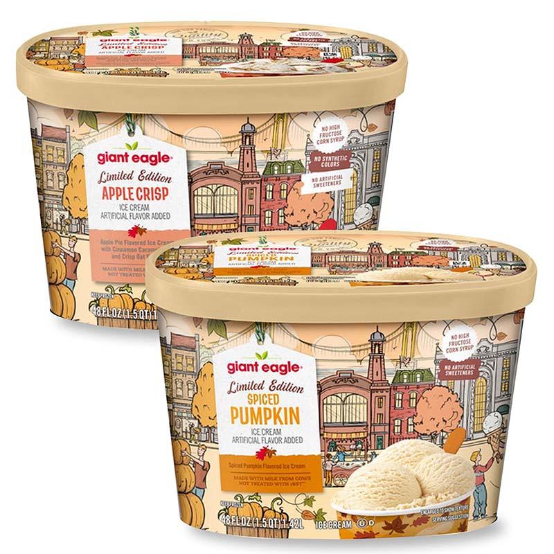 GE Seasonal Ice Cream