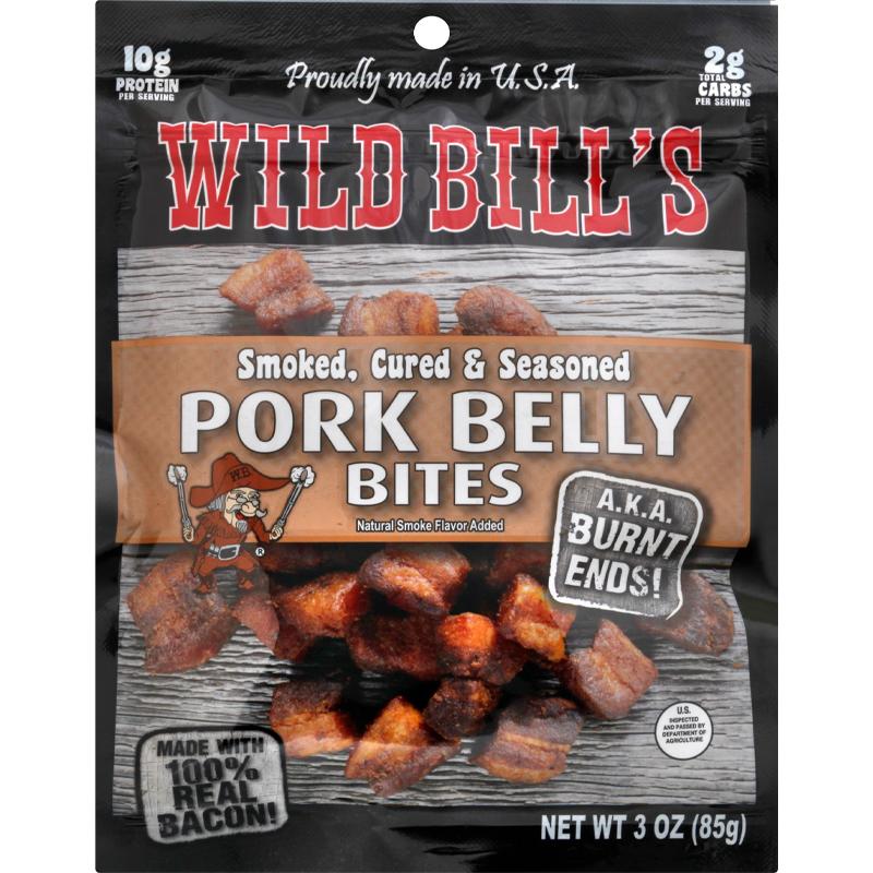 Wild Bill's Pork Belly